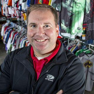 Sports of All Sorts: Guest Scott Gollnick from OT Sports