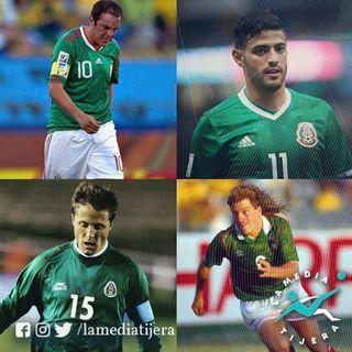 Los Rechazados de la Selección Mexicana