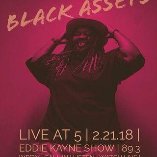 Hip Hop Wed 89.3FM hosted by Eddie Kayne