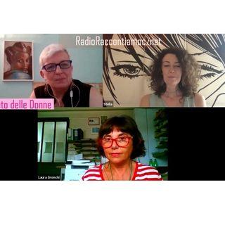 L'alfabeto delle donne racconti al femminile G come generare vita ospite Laura Gronchi con Stella Piazza e Simona Tonini