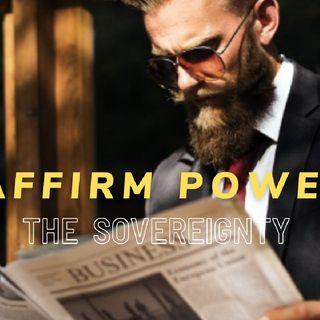 ACHIEVE POWER || THE SELF-AFFIRMING MAN