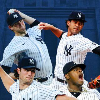 Los abridores de los Yankees de Nueva York para el 2021