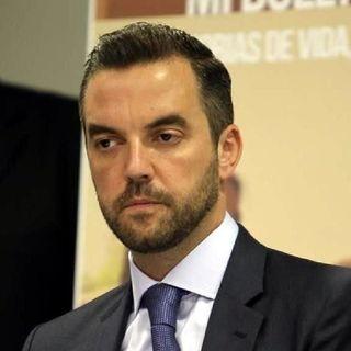 Senador panista comparece por caso Odebrecht