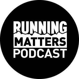 Ep 28 Dave Criniti- Founder of the 'Run Beyond Project', 2:17 Marathoner