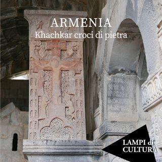 Armenia - Khachkar croci di pietra