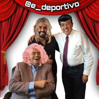 Un show cómico - deportivo en Espacio Deportivo de la Tarde 24 de Junio 2020