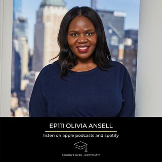 Ep.111 Olivia Ansell: Manifesting Millions