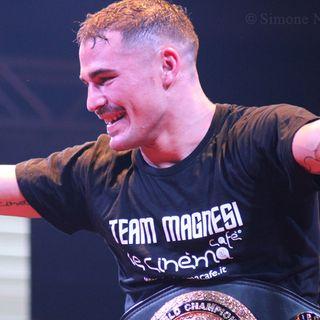 Intervista a Michael Magnesi campione del mondo di pugilato