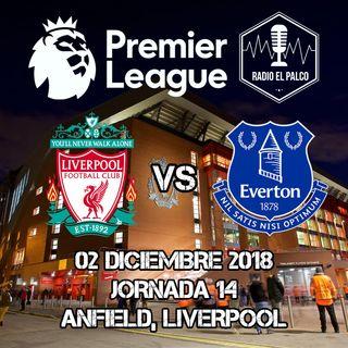 Liverpool vs Everton en VIVO