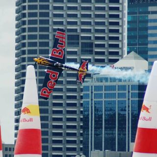 #ICYMI - Extreme Flying – Red Bull Air Race, with Kirby Chambliss