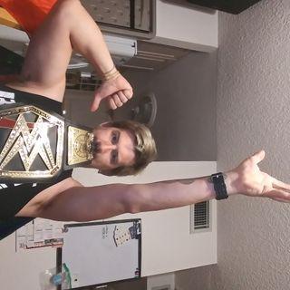 AEW KILLING IT, and some WWE stuff.......