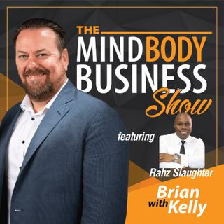 """EP 146: Rahz """"The Motivator"""" Slaughter - Master Motivator and Champion for Teens"""