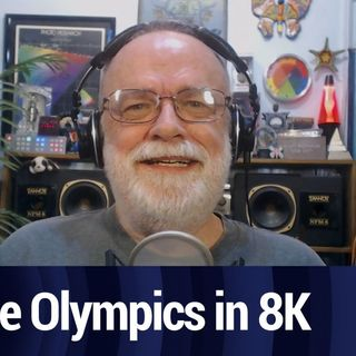 TTG Clip: Watching the Olympics in 8K