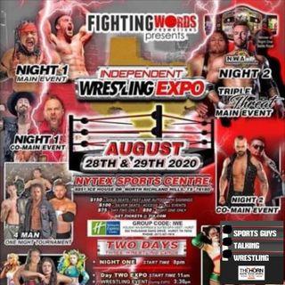 Kyle Hessler Indy Wrestling Expo 8-24-2020
