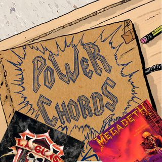 Power Chords Podcast: Track 38--LA Guns and Megadeth