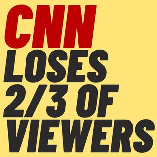 CNN RATINGS DISASTER With No More 'Orange Man Bad'