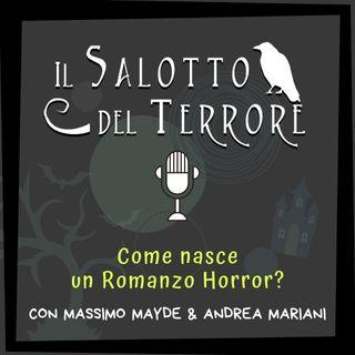Come nasce un romanzo horror? Una puntata delirante