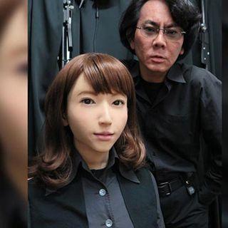 MH #63. Erica, el primer Robot Actor.
