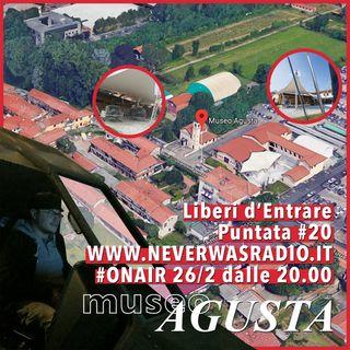 LdE - S01E20/1 - La FONDAZIONE MUSEO AGUSTA