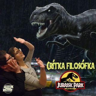 Crítica filosófica: Jurassic Park