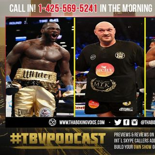 ☎️Anthony Joshua: 'I'll Fight Tyson Fury🙌🏽 And Deontay Wilder Without The Belts'🙏🏽❗️