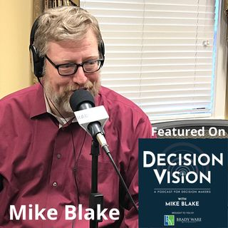 The Backstory of Luring Employees Back to Work, with Mike Blake, Brady Ware & Company