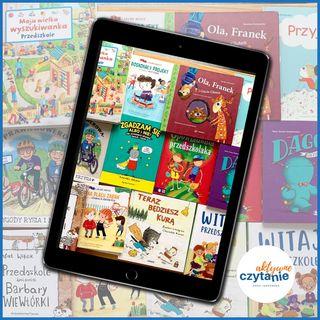 Książki dla dzieci wspierające adaptację