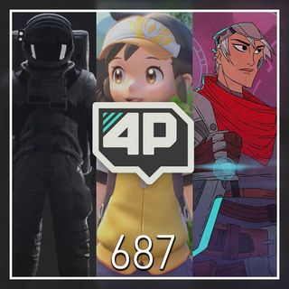 4Player Podcast #687 - The OLED Model Show (House Flipper, New Pokemon Snap, Griftlands, and More!)