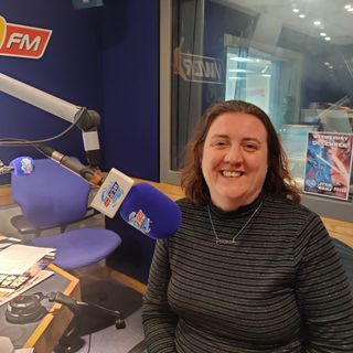 Jenny Loughran from Waterford Libraries discusses their festive line-up