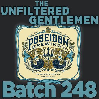 Batch248: Poseidon Brewing Company's Brian Oliver & Anthony Stotts