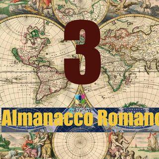 Almanacco romano - 3 agosto