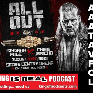 AEW AllOut Attempts To Attract Viewers For October Launch KOP 08.29.19