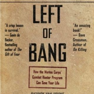 Left of Bang with Patrick Van Horne