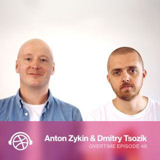 From skeuomorphic design to building a global agency with Clay's Anton Zykin and Dmitry Tsozik