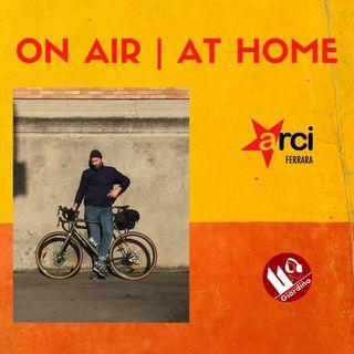 ON AIR | AT HOME - con Jukka Reverberi