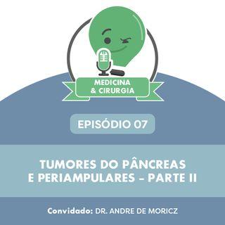 07 - Tumores do pâncreas e periampulares - parte II