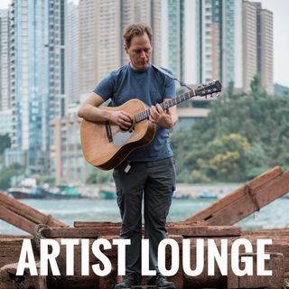 ARTIST LOUNGE with Todd Warner Moore