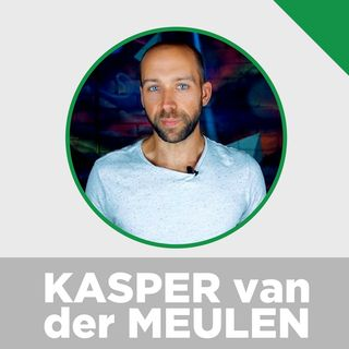 Cracking The Code Of Wim Hof Breathing, Writing A Bestseller In 30 Days, Barefoot Ultrarunning & More With Kasper van der Meulen