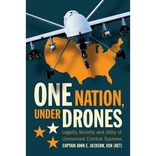 Episode 479: One Nation Under Drones, with John Jackson
