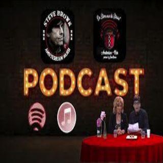 Nieuw: Podcast Steve Brown Amsterdam-Noir & De Stem van de Straat op Spotify en ITunes.