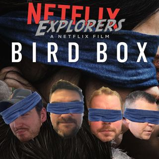 Bird Box, Black Mirror: Bandersnatch, The Dirty Dozen, Monty Python and the Holy Grail, Seven Days Out