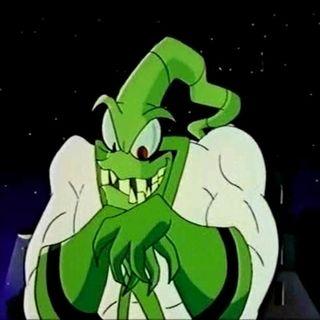 Evil Earthworm Jim