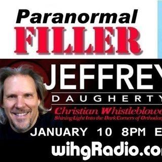 Jeffrey Daugherty On Paranormal Filler