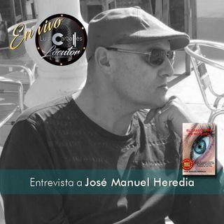Luis Carballés en vivo 1X07 Entrevista al escritor José Manuel Heredia