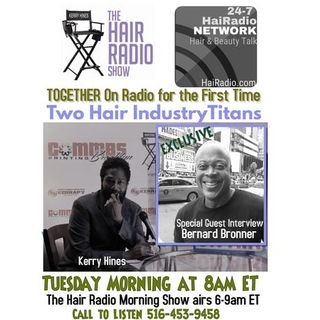 The Hair Radio Morning Show #601  Tuesday, August 24th, 2021