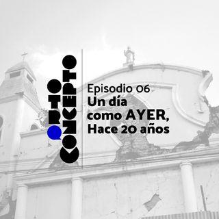 Ep 06 - Un dia como ayer 13 de enero - Otro Concepto Podcast
