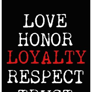 Episode 73 - Loyalty and disloyalty the Narcissist dillema