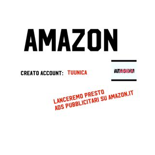 Amazon.it -Aperto Account Tuunica-