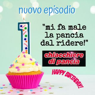 1 anno di Chiacchiere di Pancia! - festeggiamo parlando della risata