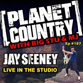 #187 - Jay Seeney live in the studio